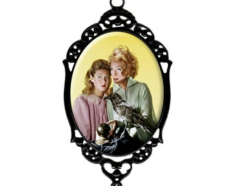 Bewitched Samantha & Endora Pendant Necklace