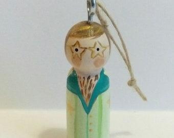 Elton John Christmas Ornament.Elton John Ornament Etsy