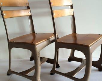 old school chair etsy