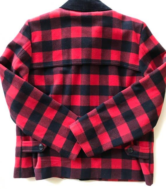 So Schwarz Herren Karo Womans Ralph Mantel Rot Check Shirt Lauren Buffalo Jacket L Kühle ZPXiuOTk