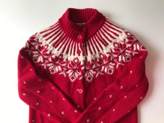 Scandinavian Sweater - Orvis - Lovely Fair Isle De