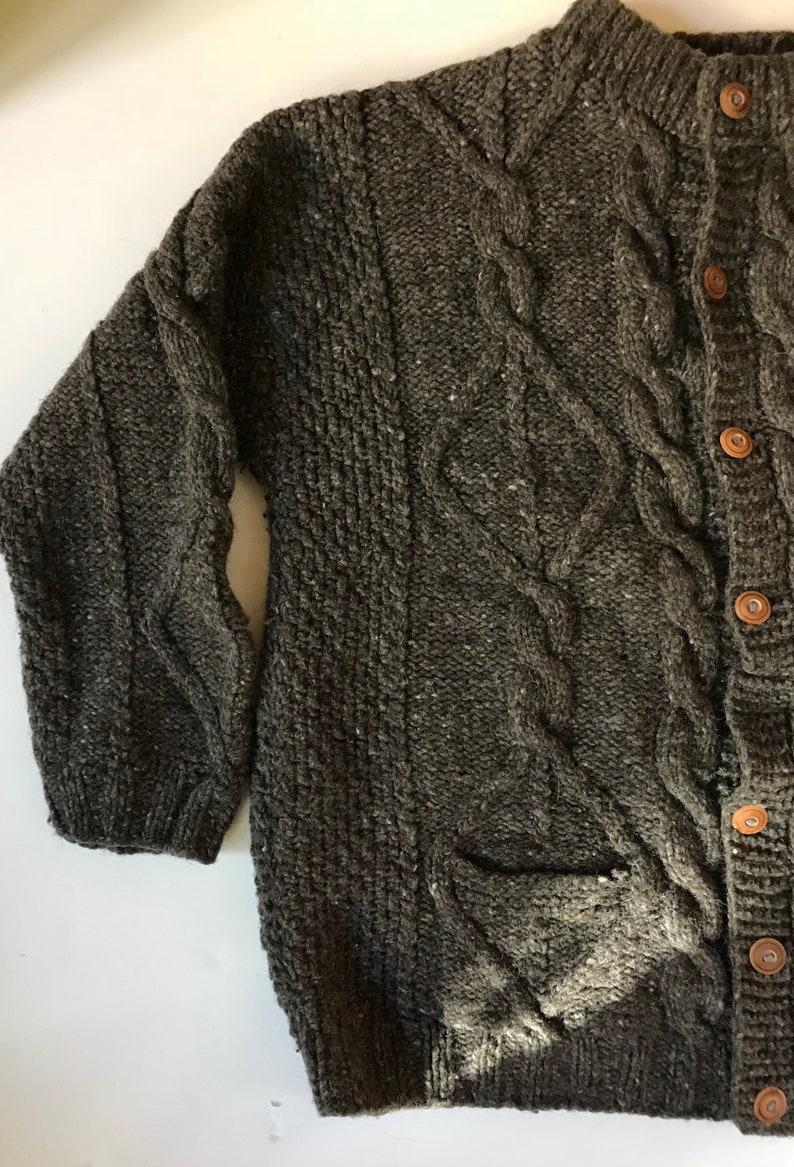 274bdd4cd Irish Fisherman Sweater Bolivia Fantastic Hand Knit