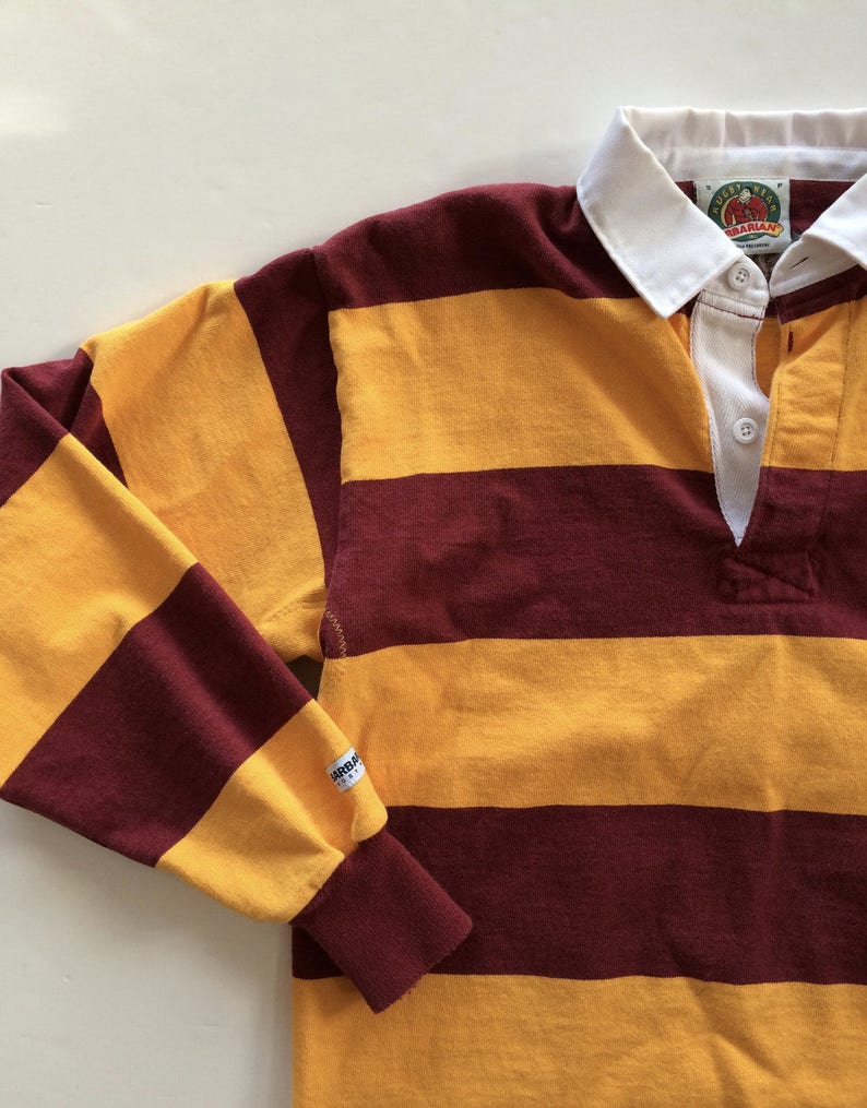 07df968deb9 College Rugby Shirt / Vintage MN Gophers Basketball Old | Etsy
