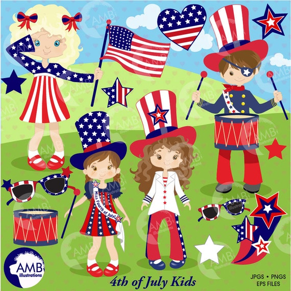 To acquire 4th of kids july clipart pictures picture trends