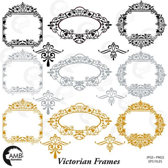 Corner Design Victorian Download - Clip Art PNG Image | Transparent PNG  Free Download on SeekPNG