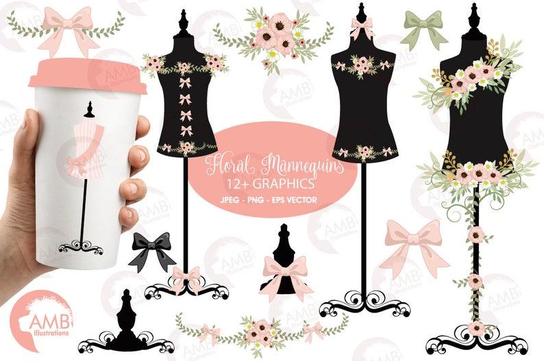 Floral Dress Wedding Dress Floral Dress Forms Floral Etsy