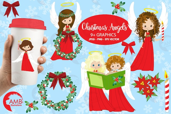 Christmas Angels Images Clip Art.Christmas Clipart Christmas Angel Clipart Angels In