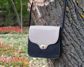 Leather Messenger Bag,Black Leather Shoulder Bag, Womens Leather Messenger Bag, Black Leather Bag, Woman Leather Bag,Black Leather Messenger