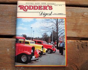 1981 Rodder's Digest Magazine