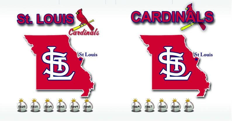 Louis Cardinals with Solar Light Wind Chimes: Sports St Custom Sports Memorabilia PVC Yard Art