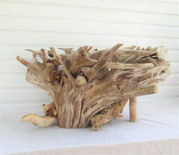 Driftwood Coffee Table Base Driftwood Table Driftwood Beach Decor Driftwood Decor Driftwood Furniture Driftwood Coffee Table Driftwood