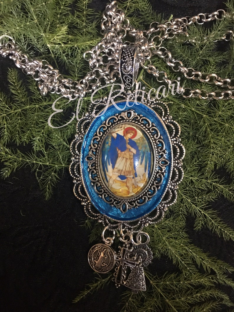 Saint Michael the Archangel.