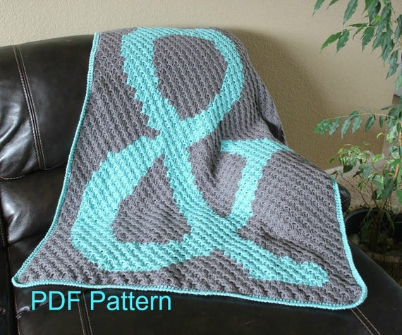Wedding Gift C2c Pattern Easy Crochet Pattern Housewarming Etsy