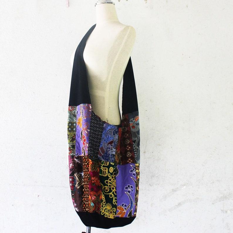 e9604c2726 Sac à bandoulière coton tissu sac bandoulière hippie sac   Etsy