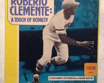 Roberto Clemente: A Touch of Royalty, 8mm Columbia Pictures Home Movie