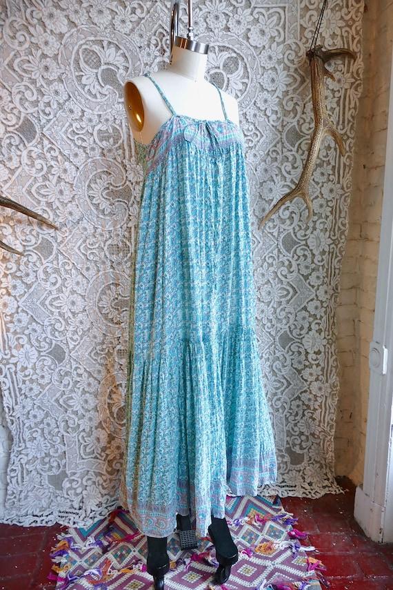 Indian Gauze Cotton Sundress - image 2