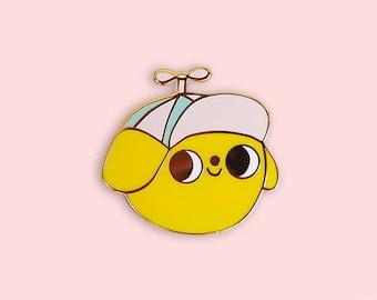 Good Boy Pin, Dog Pin, Cute Pin, Enamel Pin, cute enamel Pin, Dog Lover Gift, Dog Enamel Pin, Dog Lover, Pey Chi