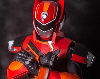 ANIKI SPD X Ranger Cosplay Costume Fullset