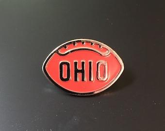 OHIO FOOTBALL Lapel Pin