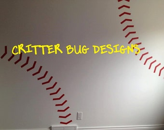 Elegant Popular Items For Baseball Wall Decor