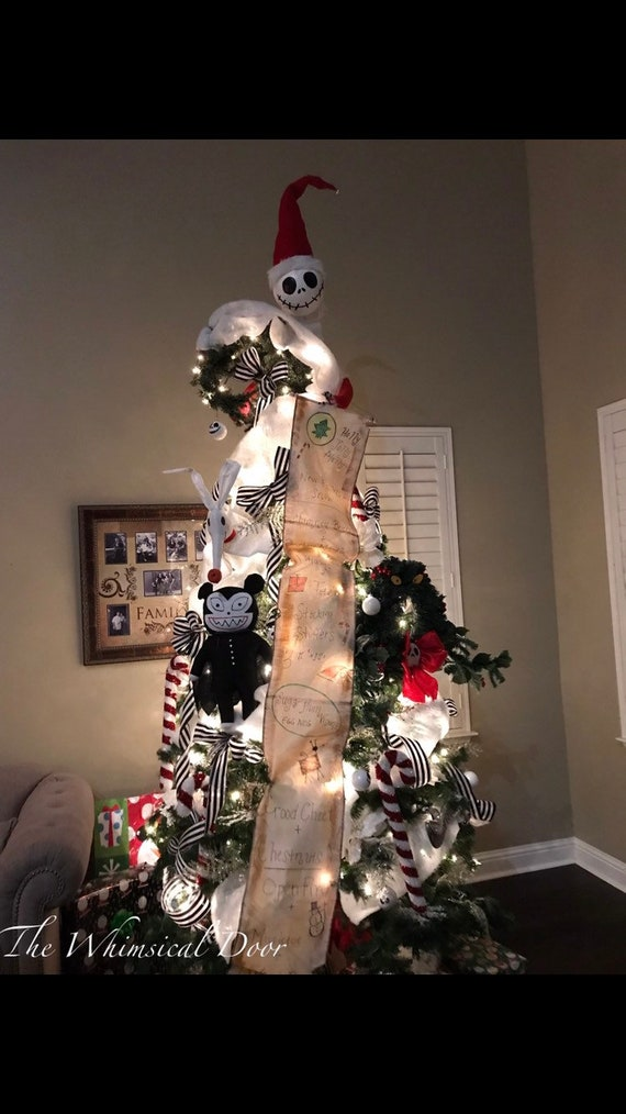 image 0 - Nightmare Before Christmas Party Theme