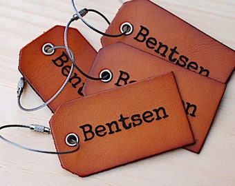 Family Luggage Tag, Family Travel Gift, Last Name, Identification Airplane Bag Tag, Second Marriage Family Gift, Personalized, Vacation Tags