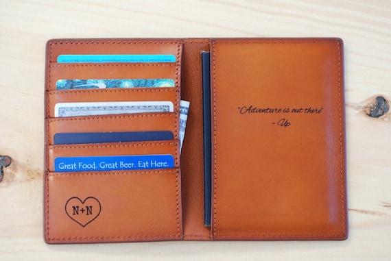 214c601ce 2 Passport Holder Family Travel Wallet Mr   Mrs Passport