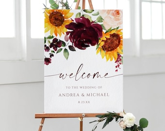 Wedding Posters & Signs