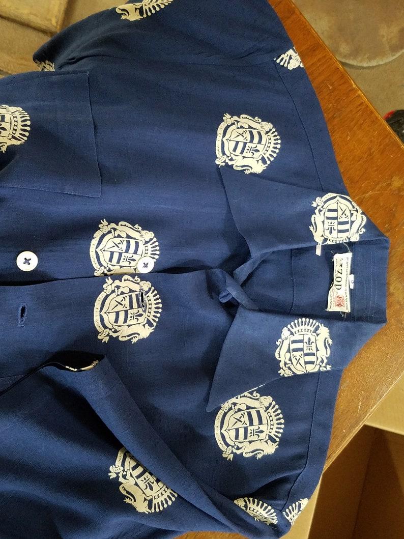 1950s Shirt Small IZOD of London