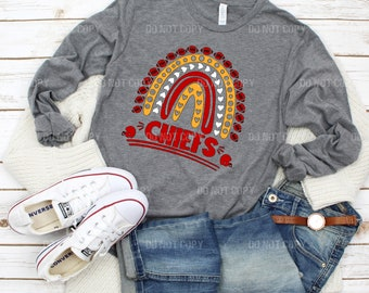 KC Chiefs Shirts, Kansas City Chiefs Shirt, Kansas City Football Shirt, Kansas City Chiefs, Football Shirt, Chiefs Fan Shirt, KC Shirt