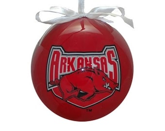 "5"" Arkansas RazorBack Ball"