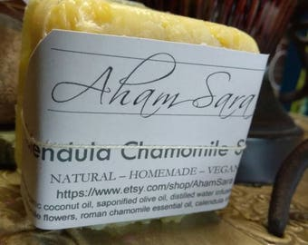 Calendula Chamomile Soap