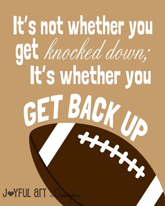 Set Of 3 Motivating Sports Quotes Printable Signs Football Soccer Baseball Children S Wall Art Boy Bedroom Decor 3 Digital Files