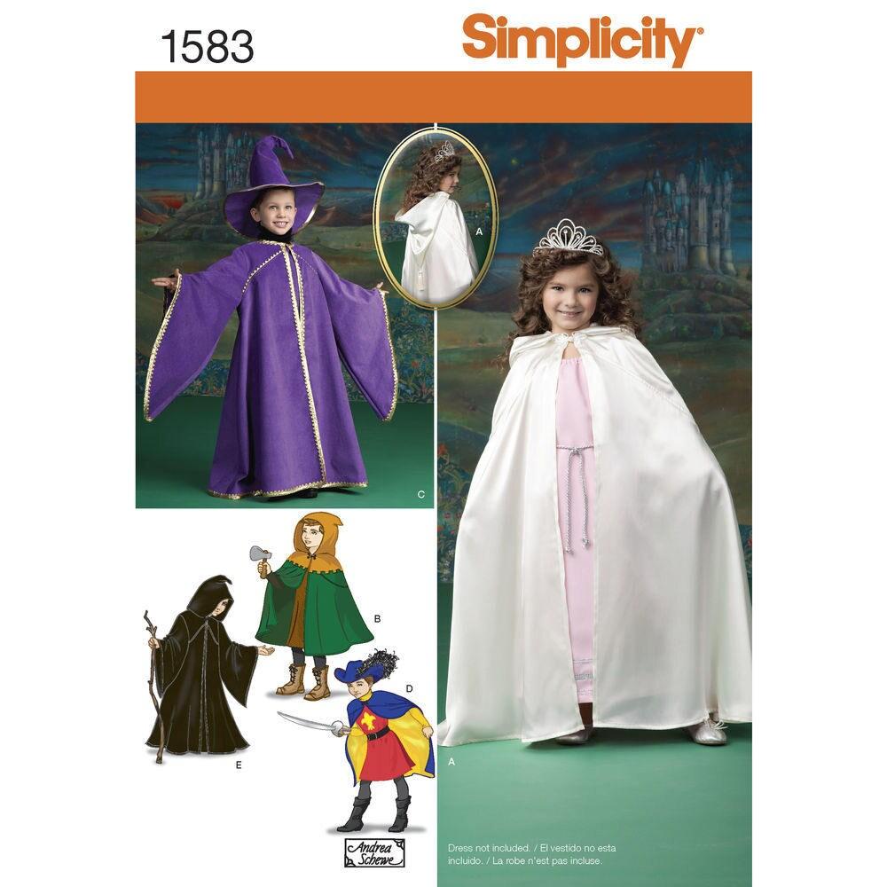 Cloak Pattern Simplicity Interesting Ideas