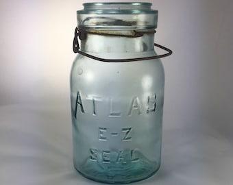 atlas mason jars antiques value