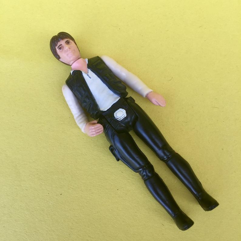 Vintage Han Solo Star Wars Action Figure