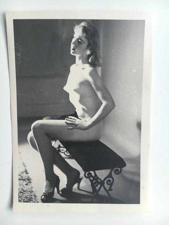 Black mature vintage