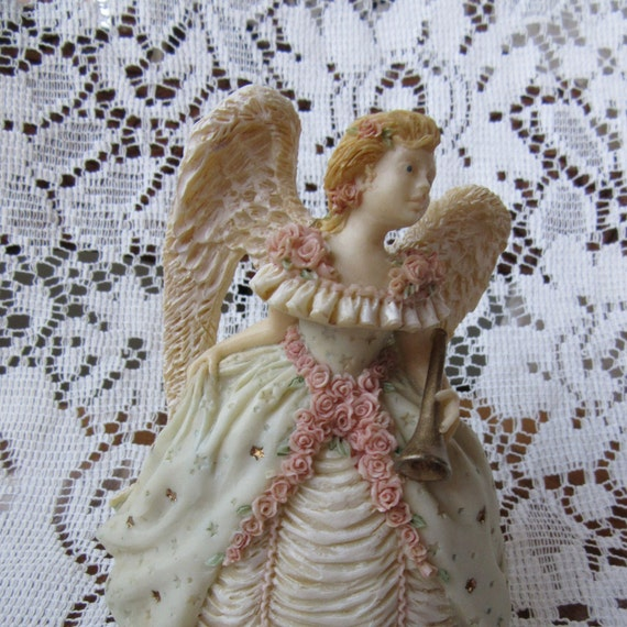 Angel Statue Summers Glory Aa071 Shannon Johnson Angel Etsy