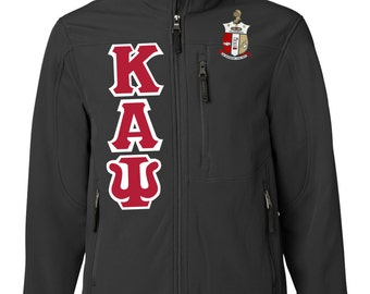 fd51bd71abd Kappa Alpha Psi Waterproof Jacket
