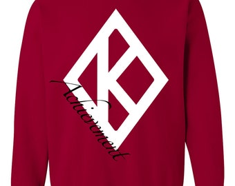 6161ecf4 Kappa Alpha Psi Diamond K Crewneck Sweater