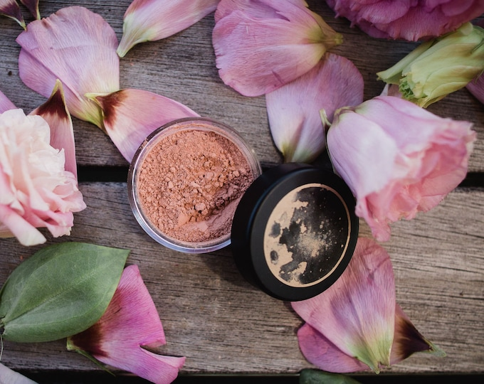 Matte Blushes  • Loose Powder • Earth Mineral Cosmetics • Vegan + Cruelty Free