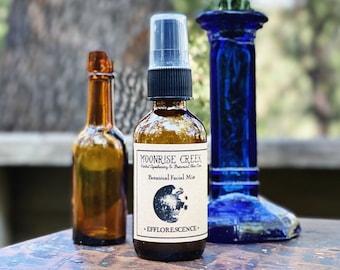 Botanical Facial Mist • Efflorescence Blend • Rose + Rosewood + Sandalwood + Ylang Ylang • All Skin Types