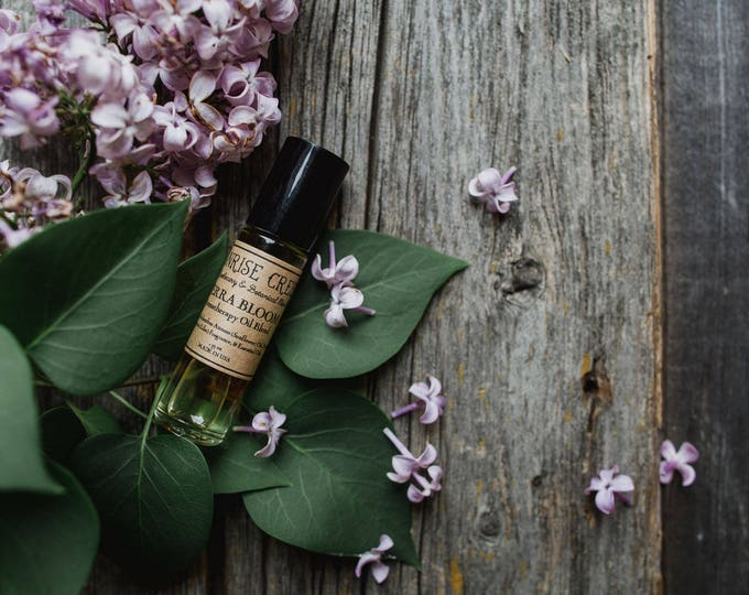 Featured listing image: SIERRA BLOOM • Aromatherapy Roll On Blend • An Aromatic Journey though the Sierra Nevada Mountain Foothills • Vegan