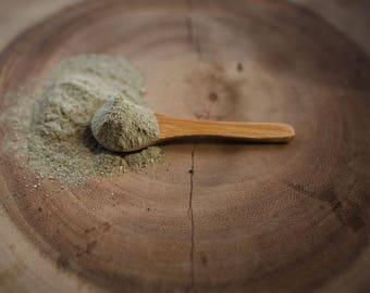 SAMPLE • Green Divinity Clay Mask | Antioxidant • Cell Regenerating • Detoxifying