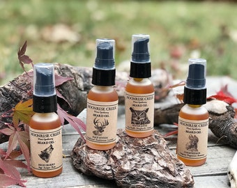 Beard Oil • Men's Apothecary • Beard Grooming