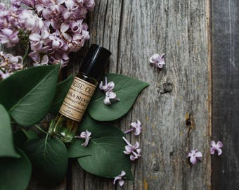 SIERRA BLOOM • Aromatherapy Roll On Blend • An Aromatic Journey though the Sierra Nevada Mountain Foothills • Vegan