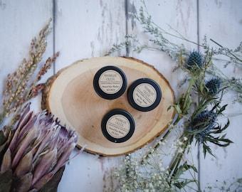 Correcting Powders • Illuminate + Enhance + Correct + Face Powders • Earth Mineral Cosmetics • Planet Wise + Vegan All Natural Cosmetics