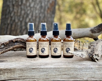 POO-THERAPY • An aromatherapy herd - the - turd spray • An all natural, before - you - go, aromatherapy spray, meant to trap stinky odors