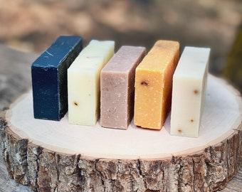 Organic Bar Soap • Made with love