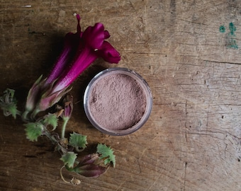 SAMPLE • Bronzers • Loose Powder • Earth Mineral Cosmetics • Multiple Shade Options • Vegan